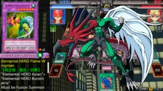Download Yu-Gi-Oh! 5D's Tag Force 6 - Elemental HERO in Tag Force 6! (Jaden) Video