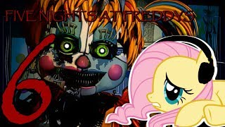 Download Fluttershy plays Five Nights at Freddy's 6?!   Pizzeria Simulator 🍉   Part 1 Video