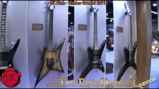 Download BC Rich Guitars - Winter NAMM 2011 '11 - Booth Walk-Through B.C. Rich Hanser Mike Learn Graphics Video