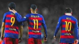 Download Messi - Suarez - Neymar | MSN ► Skills & Goals 2015/ 2016 HD Video