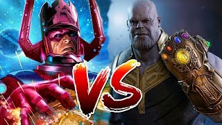 Download Why Galactus Is A Vital Connection To Thanos In Avengers 4 Video