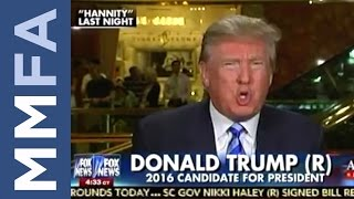 Download How Fox News Built Donald Trump's Presidential Campaign Video
