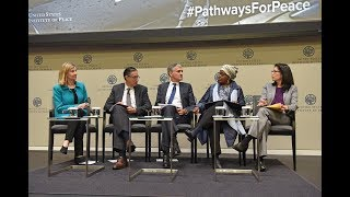 Download Preventing Conflict to Create Pathways for Peace Video
