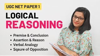 Download NTA UGC NET Paper 1- Logical Reasoning (Crash Course) Video