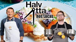Download HALV 8 HEMMA HOS LUCAS MED SVERIGES MÄSTERKOCK 2019. Video