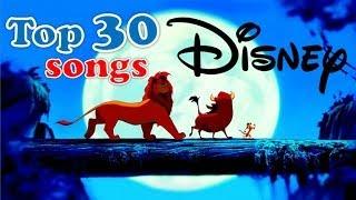 Download top 30 Disney songs Video