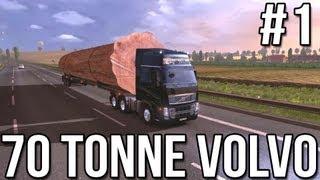 Download Seventy Tonne Volvo (Part #1) - Euro Truck Simulator 2 Video