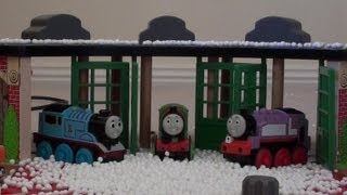 Download Thomas the Tank Engine and Friends Snow Adventure Video
