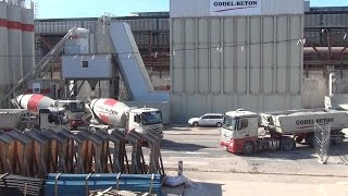 Download [Mobile Betonmischanlage in Betrieb Godel-Beton] Stuttgart21 ++Rund um den Hauptbahnhof++ |22.09.15| Video