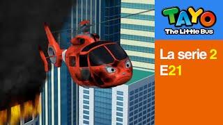 Download [Tayo Español la Serie 2] #21 Air, el helicóptero valiente Video