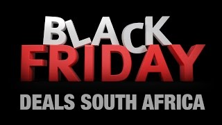 Download Black Friday Specials South Africa Video