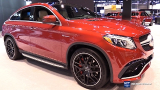 Download 2017 Mercedes-AMG GLE Class GLE 63 S Coupe - Exterior Interior Walkaround - 2017 Chicago Auto Show Video