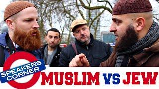 Download Muslim vs Jew   Jihad For Al Aqsa   Speakers Corner Video