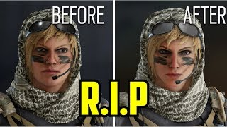 Download Rainbow Six Siege Operators & Maps Data Clean Up - RIP Valkyrie Derpy face Video