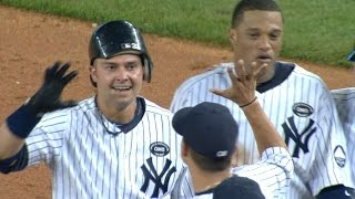Download TB@NYY: Swisher laces a walk-off single in the ninth Video