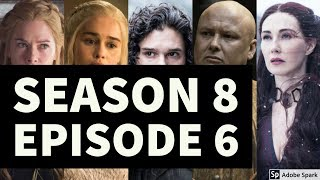 Download END FOR ALL ?//SEASON 8 E06//GAME OF THRONES//THEORY Video