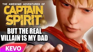 Download Captain Spirit but the real villain is my dad Video