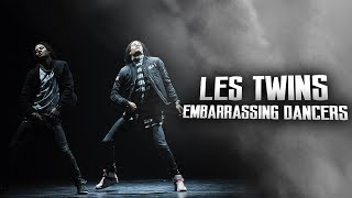 Download LES TWINS | EMBARRASSING OTHER DANCERS Video