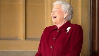 Download Queen Elizabeth II funny moments Video