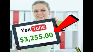 Download Stupid Simple Ways To Make (YOUTUBE MONEY) Online... GET PAID!!! Video