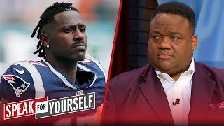Download Whitlock and Wiley react to the Patriots releasing Antonio Brown | NFL | SPEAK FOR YOURSELF Video