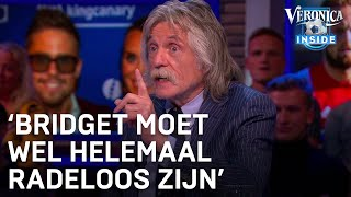 Download Johan vernietigend over relatie André Hazes en Bridget Maasland | VERONICA INSIDE Video