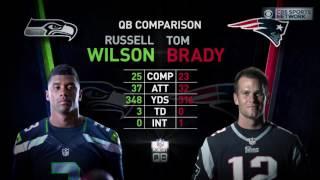 Download NFL Monday QB: Russell Wilson vs. Tom Brady Video