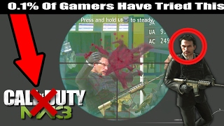Download TRICKSHOT to AVENGE ″NO RUSSIAN″ and END the ENTIRE MW3 CAMPAIGN (Kill Makarov!) Video