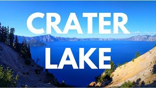 Download Crater Lake, OR - Full Time RV Living Video