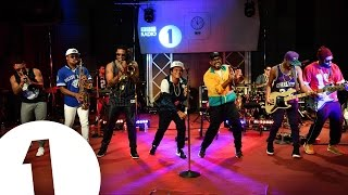 Download Bruno Mars - 24K Magic in the Live Lounge Video