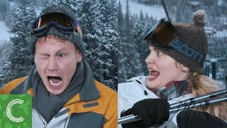 Download Ski Slope Scare Video