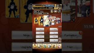 Download New event and new cards gold shikadia chouchou and inojin +all of there item + t5 7th hokages cloak Video
