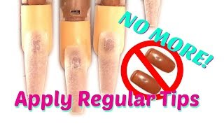 Download NO MORE REPLACEMENT TIPS!!! HOW TO APPLY TIPS TO TRAINER HAND TO SAVE YOUR DESIGNS (Tip #1) E067 Video