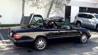 Download Porsche & Classics - oxcars - Mercedes Benz E320 Convertible '1995 - Video