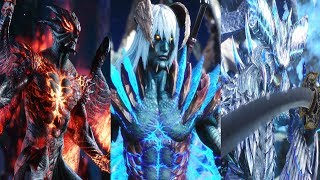 Download Devil May Cry 5 - All Character Transformations (Dante, V, Nero, Vergil) DMC5 2019 Video