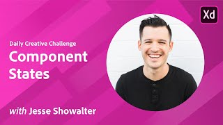 Download Adobe XD Daily Creative Challenge - Components States Video