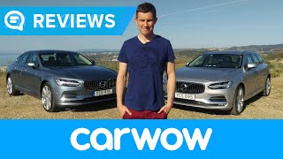 Download Volvo S90/V90 2018 launch review | Mat Watson Reviews Video