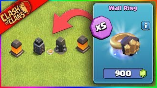 Download 'BUYING 5 WALL RINGS..?' ▶️ Clash of Clans ◀️ WORST. IDEA. EVER. Video