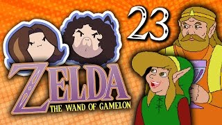 Download Zelda The Wand of Gamelon: Close To Gannon - PART 23 - Game Grumps Video
