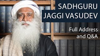 Download Sadhguru Jaggi Vasudev | Full Talk at Oxford Union Video