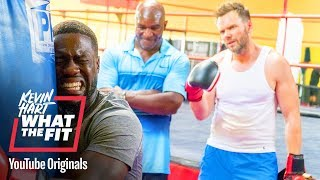 Download Bonus Scenes: Kevin takes a shot at The Champ | Kevin Hart: What The Fit | Laugh Out Loud Network Video