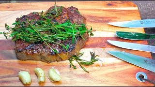 Download Steak vs. 4 Knives: Japanese, Italian, German and Dinner Knife Video