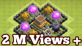 Download Save your loot Town hall 8 Base Farming Clash of clan 2017 Video