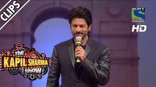 Download King Khan takes on the Hysterical Sharma - The Kapil Sharma Show - Episode 1 - 23rd April 2016 Video