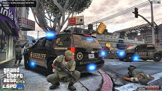 Download GTA 5 LSPDFR #131 -SHERIFF SWAT PATROL (GTA 5 REAL LIFE PC MODS) Video