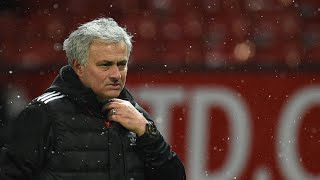 Download José Mourinho claims Manchester United are scared to play Video