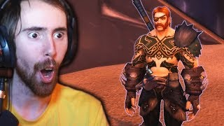 Download Asmongold First Transmog Competition of Patch 8.1! - THIS WAS EPIC! Video