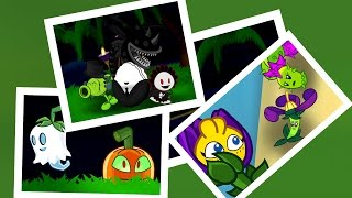 Download Plants vs Zombies Animation HALLOWEEN SPECIAL Video