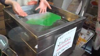 Download Making fake lettuce Video