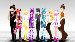 Download 【Five Nights At Freddy's - Monster】MMD Video